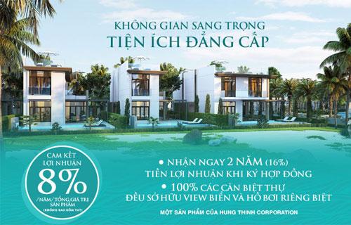 Biệt thự nghỉ dưỡng Cam Ranh Mystery Villas