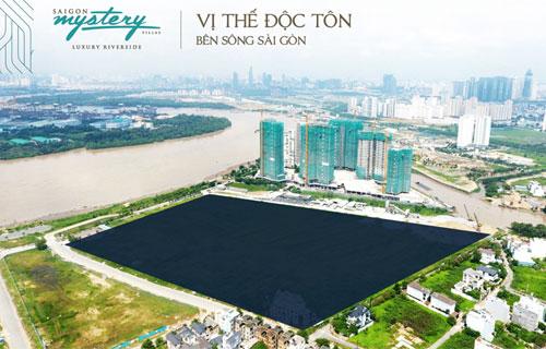 Dự án Saigon Mystery Villas Đảo Kim Cương Quận 2